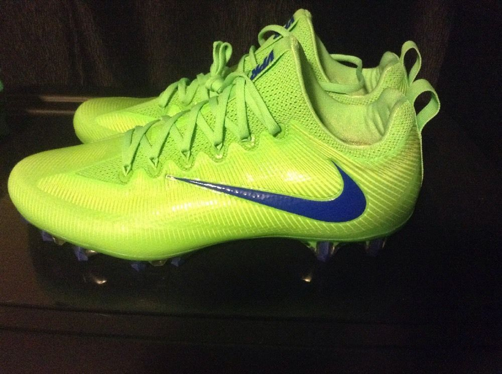 3bb831fac Nike Vapor Untouchable Pro Low Football Cleats Mens Size 12.5 833385 ...