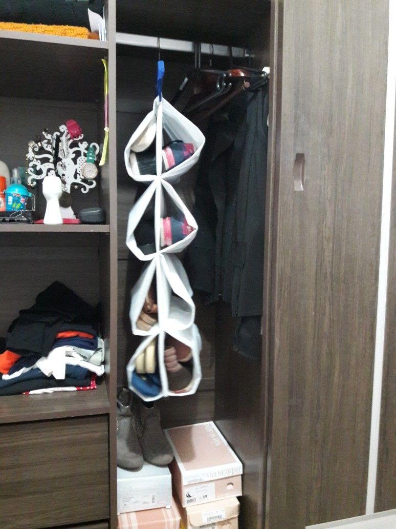 Sapateira vertical DIY