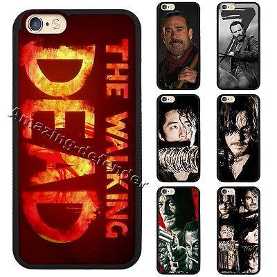 Glenn Negan The Walking Dead Cover for Iphone 5se/6s/7