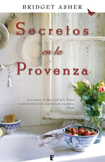 Secretos en la Provenza - cover