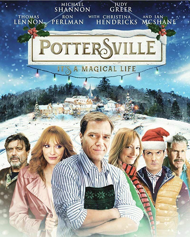 Pottersville (2017) - IMDb | Ver películas, Peliculas de comedia, Christina hendricks