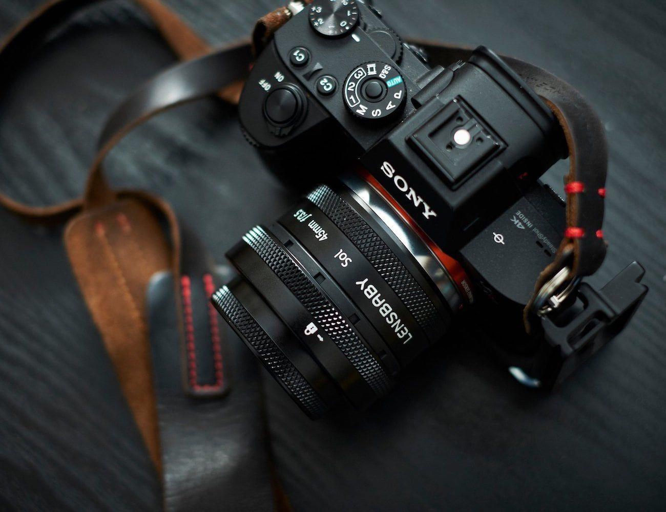 Lensbaby Sol Creative Effect Camera Lens Vintage Camera Lens Camera Lens Best Camera