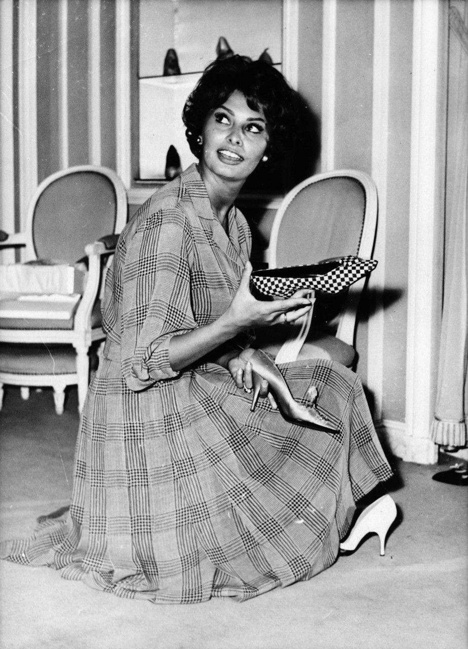 Sophia Loren  Once Upon A Time  Sophia Loren, Claudia -5488