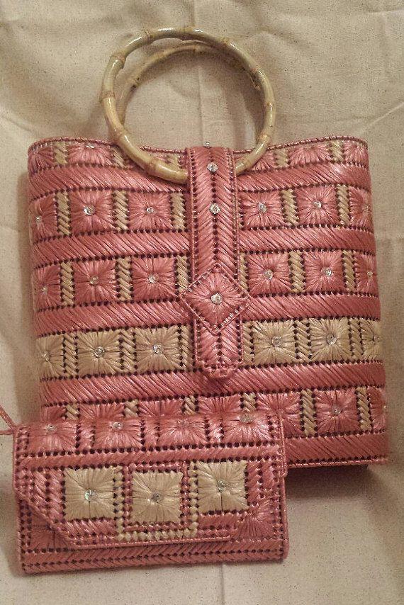 Dulce Rosa un Original bolso de Helena Sassy por HelenaSassyBags