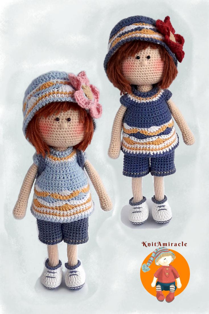 Amigurumi Doll Pattern Best Inspiration Ideas