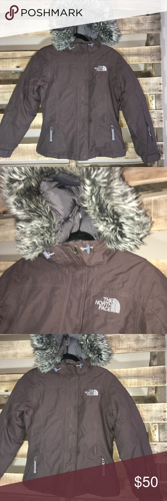 Women S The North Face Brown Puffer Parka Jacket Jackets Brown Puffer Puffer Parka Jacket [ 1740 x 580 Pixel ]