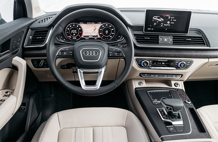 The 2020 Audi Q5 Rumors Changes Release Date Price Audi Q5 Can Be Modified The Appear And Upgraded On The Inside This Concept Audi Q5 Audi Interior Audi