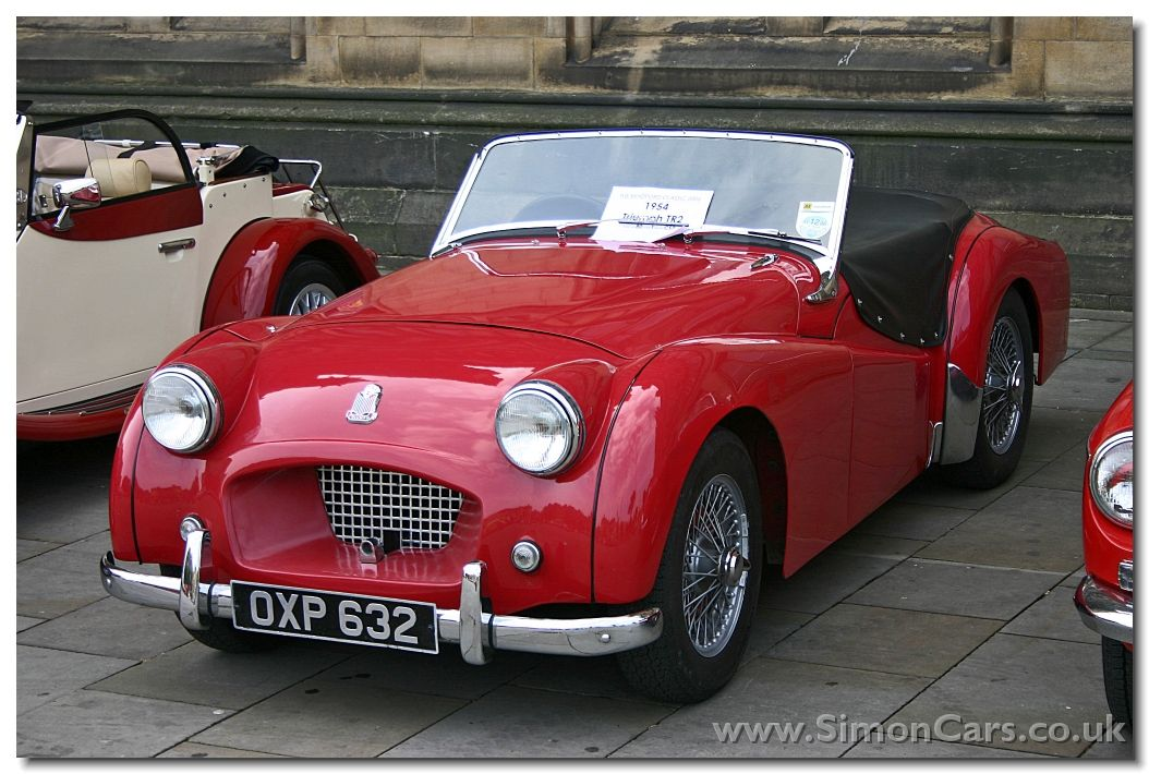 Triumph TR2 1954   Triumph   Pinterest   Cars, Sports cars and 50s ...