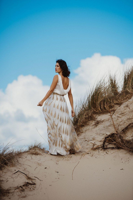 Zart und grenzenlos: Brautmode 2020 von Claudia Heller – Hochzeitswahnsinn – lassen Sie sich inspirieren