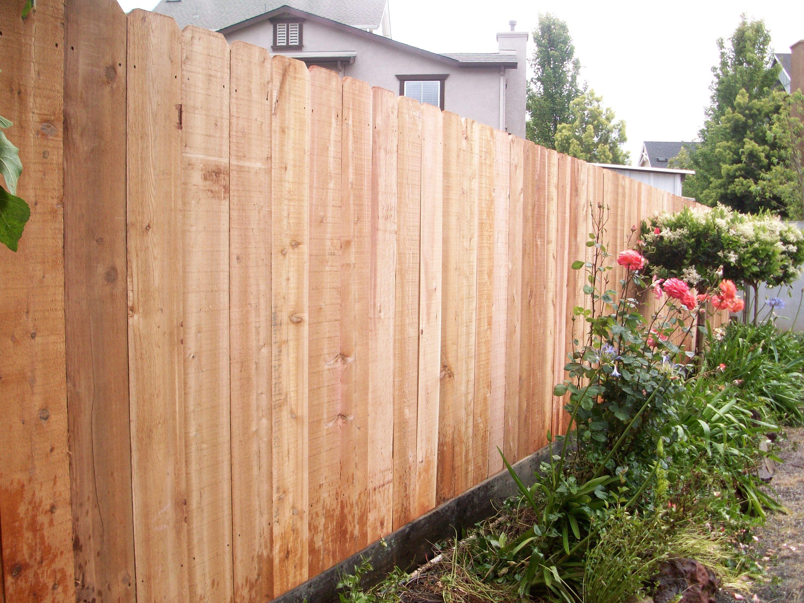 Arbor Fence Inc A Diamond Certified Company Backyard Wood