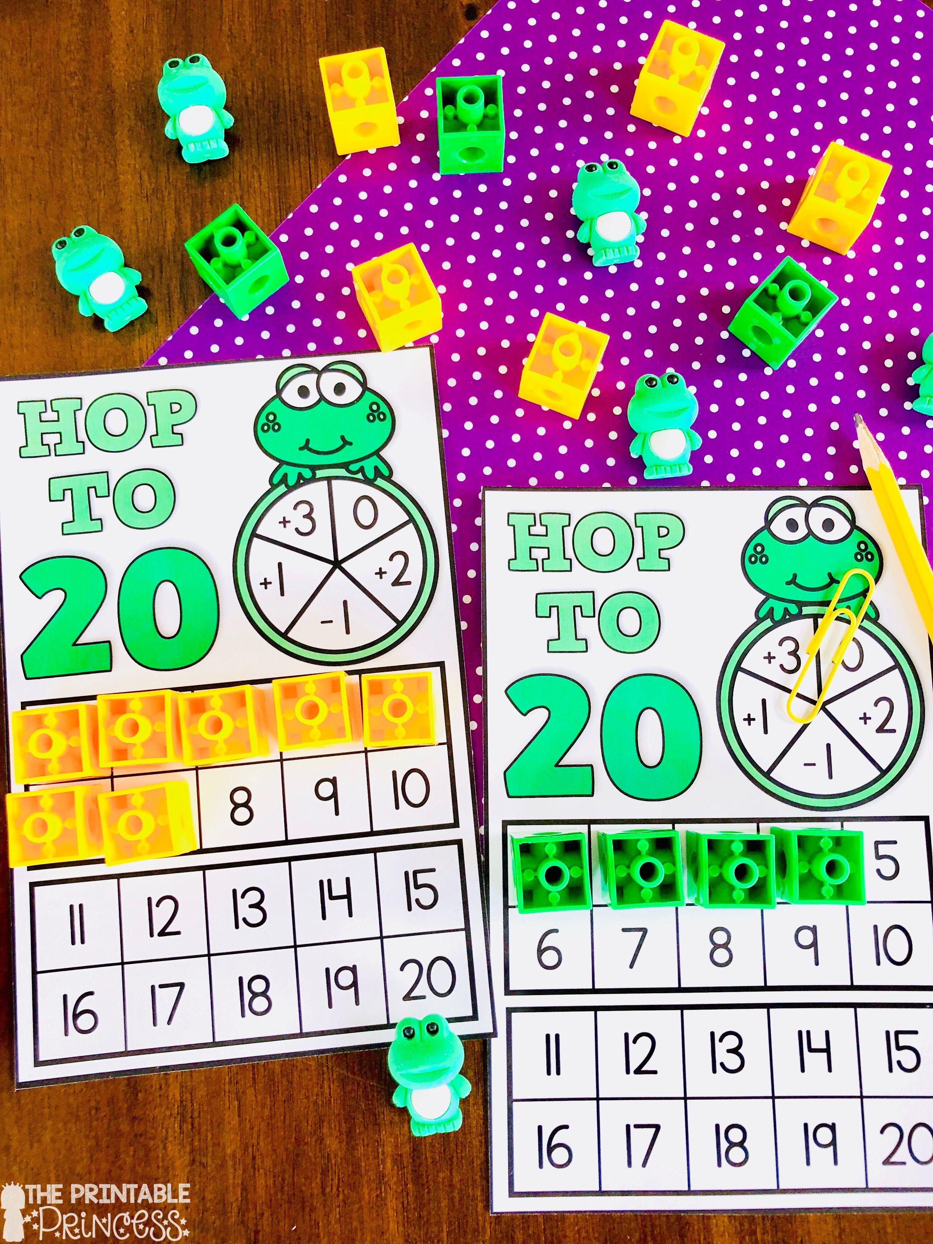 Kindergarten Math Numbers 11