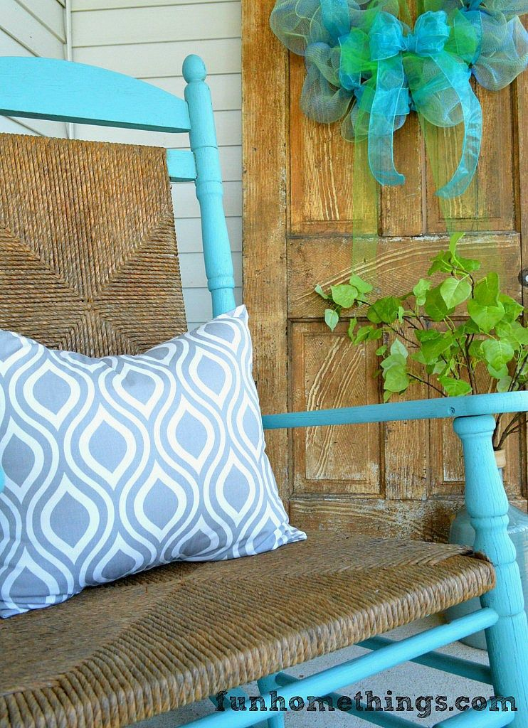 Giving New Life to Old Rocking Chairs Cracker barrel