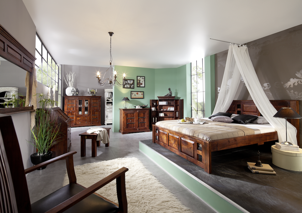 Kolonialstil Schlafzimmer ~ Wohnen im kolonialstil mit unserer möbel serie oxford unsere