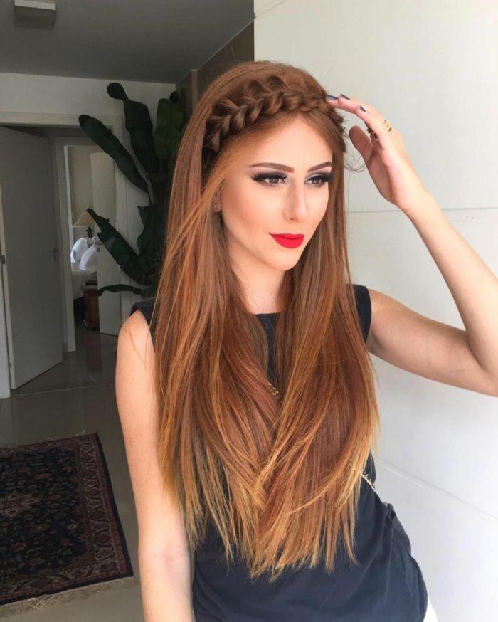 ▷ 1001 + ideas sobre peinados pelo suelto para cualquier ocasión – #+ #▷ #1…  – Peinados