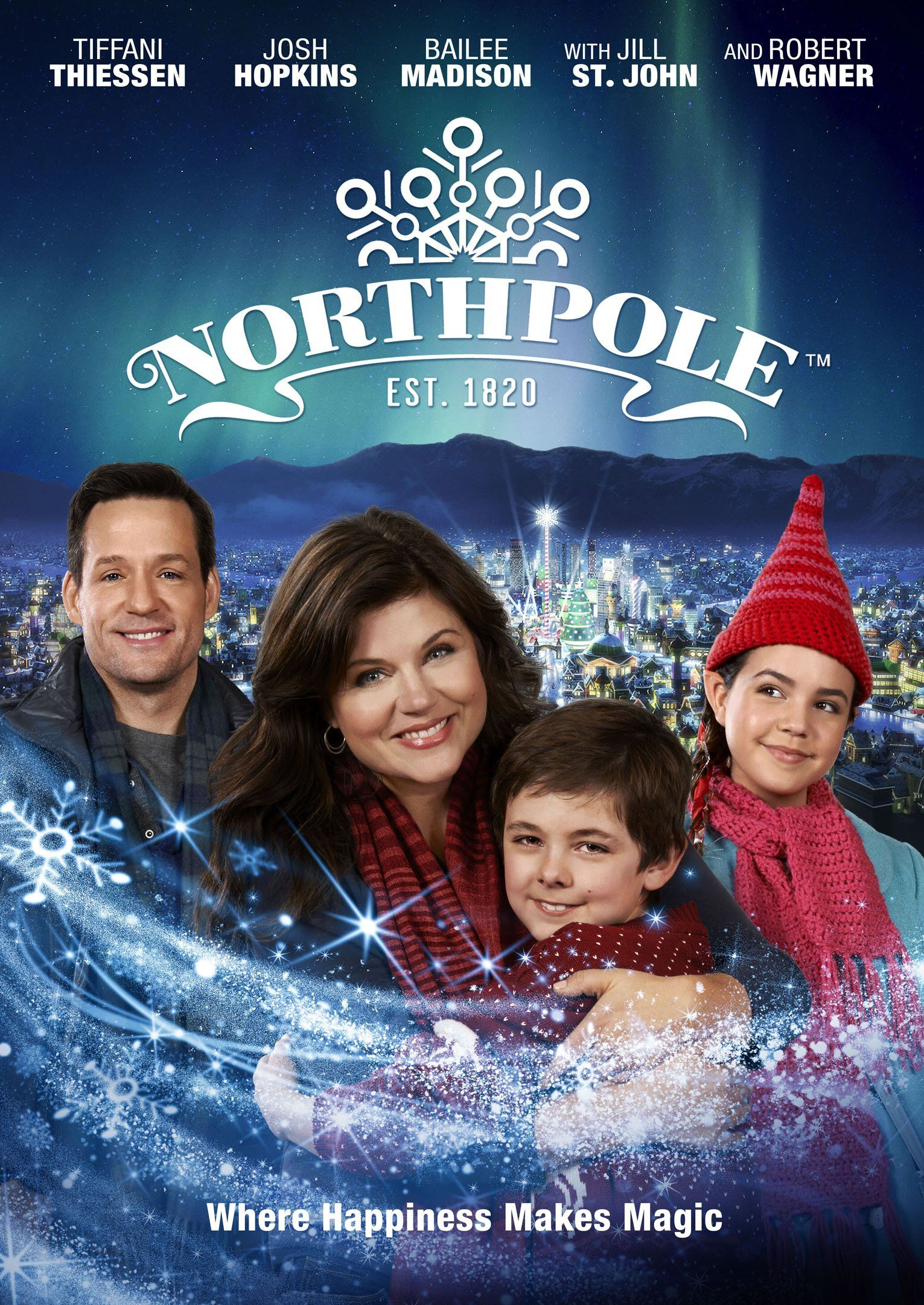 Northpole... Families around the globe have gotten too busy to enjoy ...