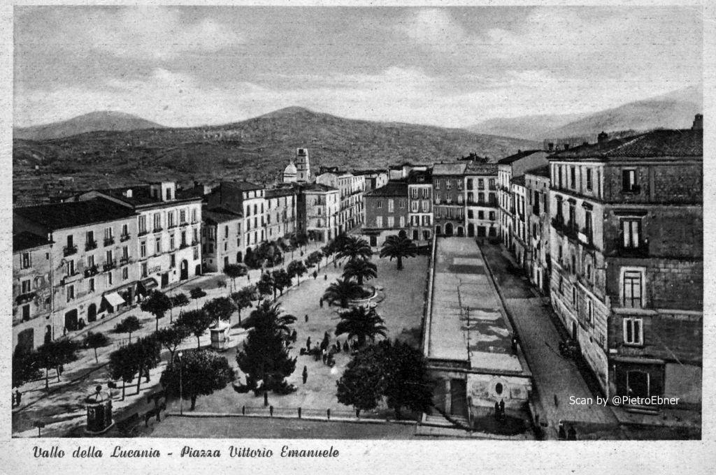 Vallo della lucania cartoline antiche del cilento - Agenzie immobiliari vallo della lucania ...