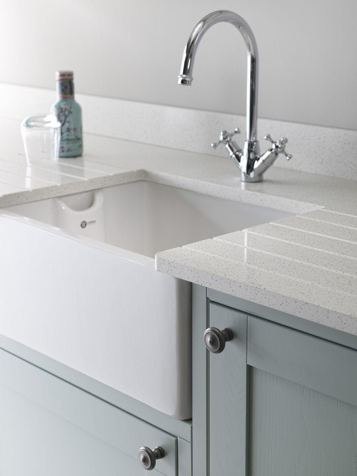 M Stone White Gem Stone Kitchen Worktops In 2019 Yellow Dining