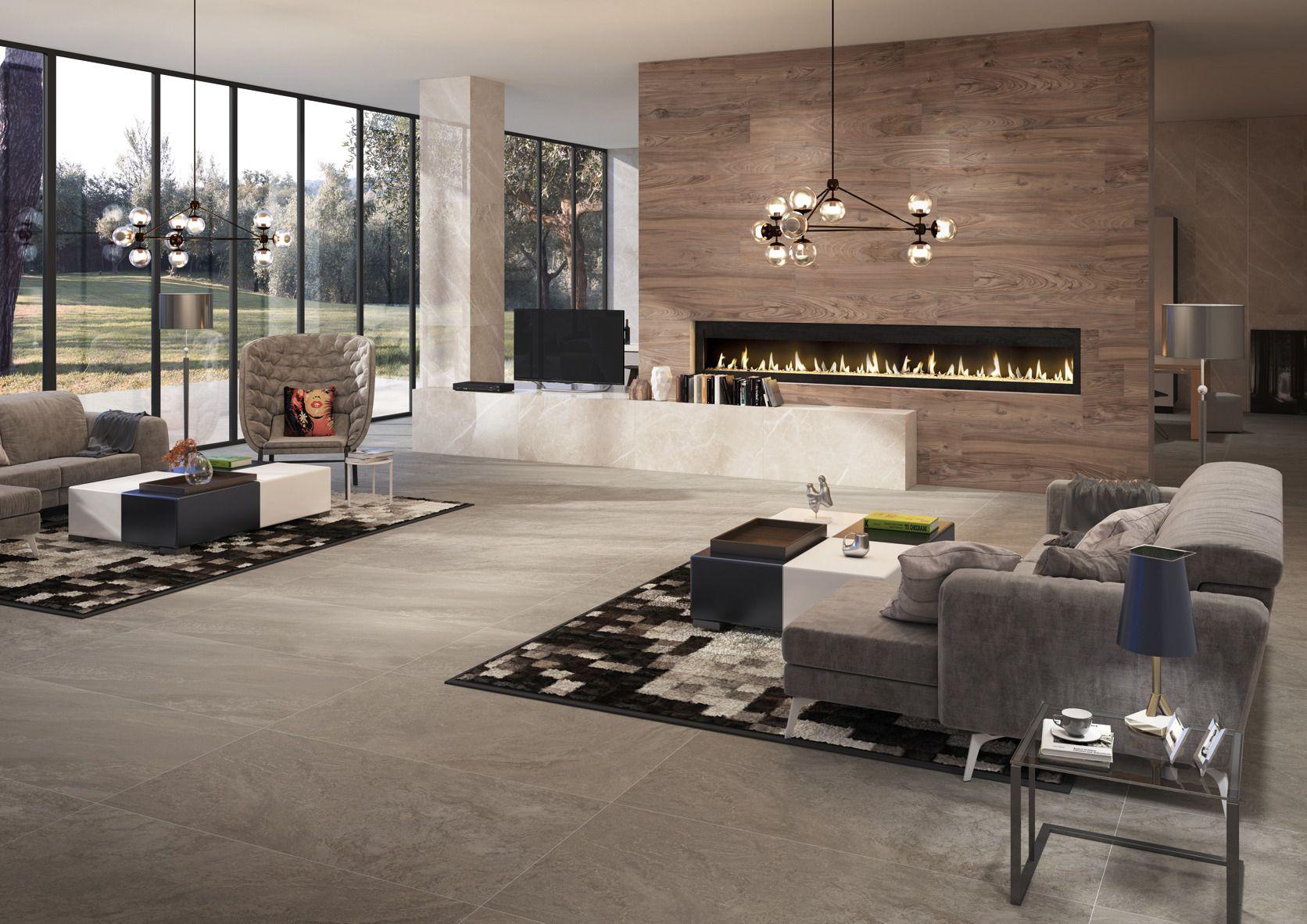 Pietra, legno e marmo. I 3 elementi si fondono per creare un ottima ...
