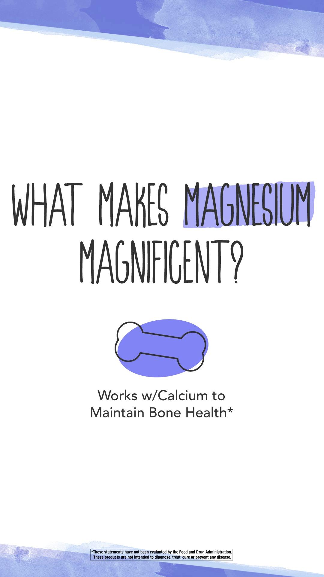 Magnesium is Magnificent
