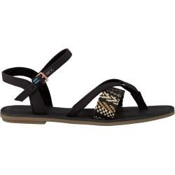 Photo of Toms Lexie 10013303 Black Sandals TomsToms