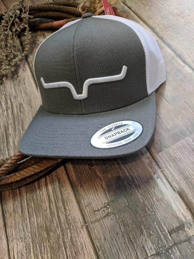 Kimes Ranch Apparel Mens Weekly Trucker Cap OS Black