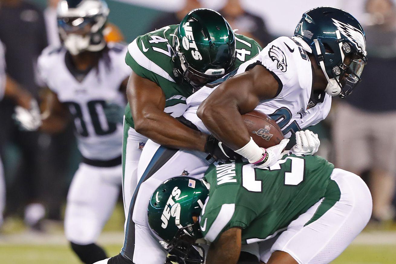 Jets vs. Eagles Four Bold Predictions NFL_News NFL