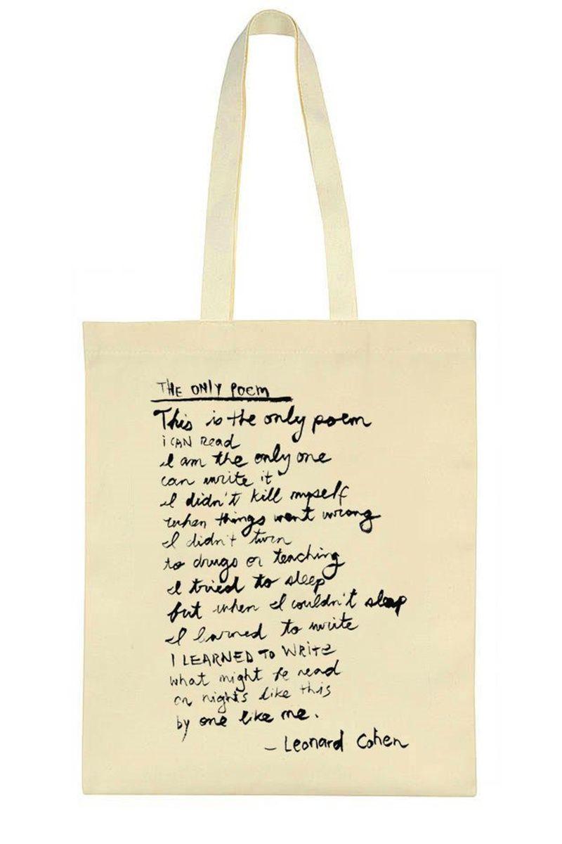 ec178165b Una bolsa de tela (con mensaje) | wish list | Bags, Tote Bag y ...