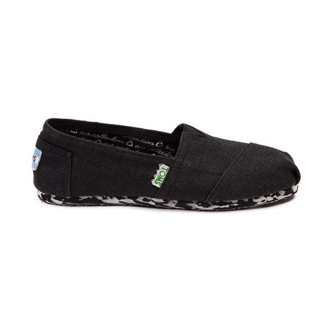 Shop for Womens TOMS Earthwise Vegan Casual Shoe in Black at Journeys Shoes.  Shop today