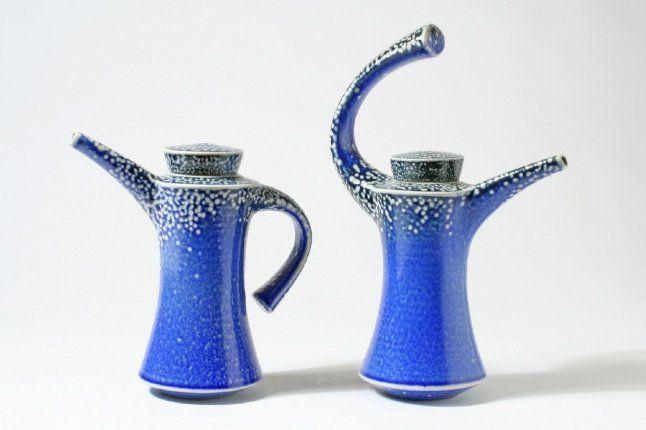 Jeremy Nichols Coffee Pots