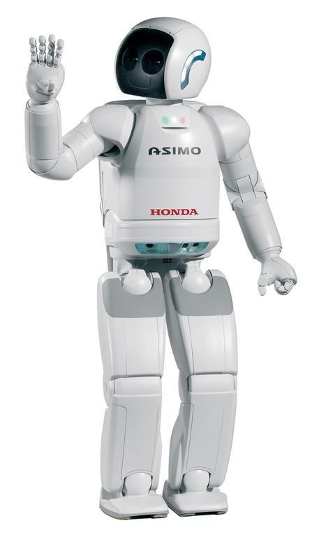 I want a a cute little robot. :]