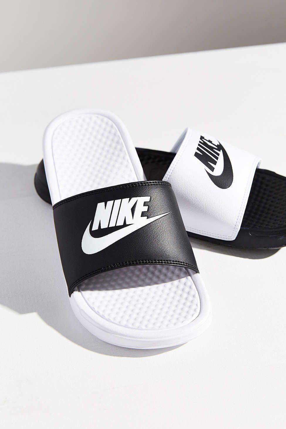 Nike Benassi JDI Mismatch Slide - Urban Outfitters