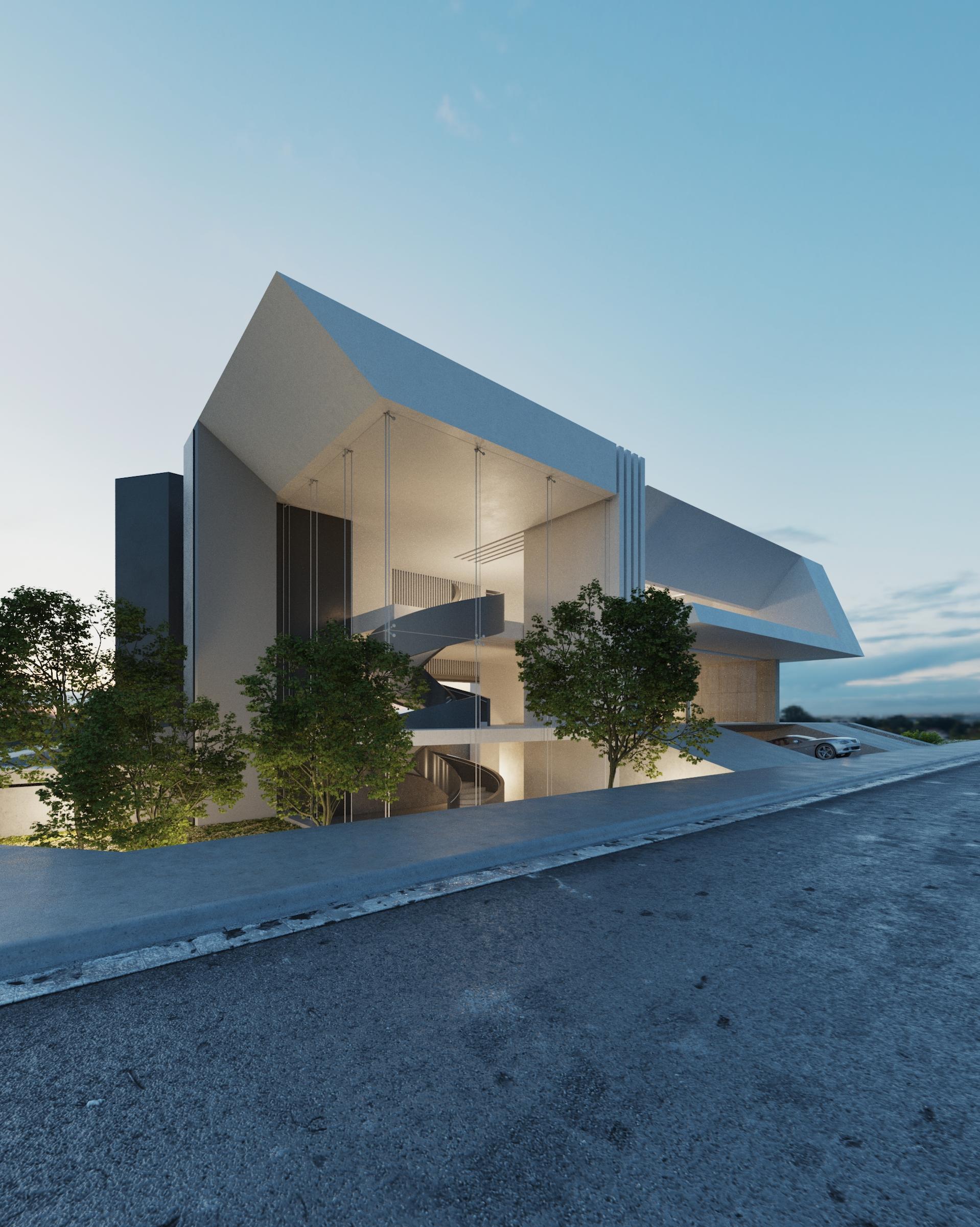 facade creato luxe luxury architecture facade creato