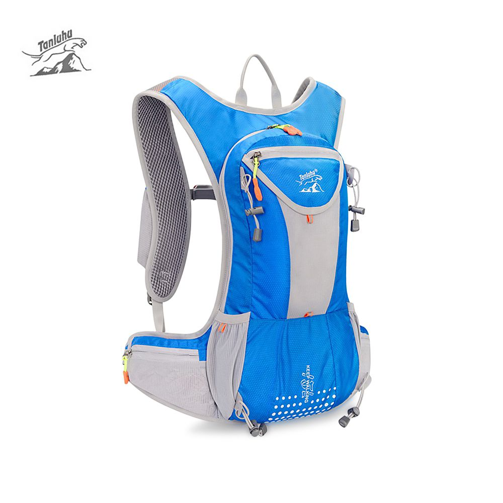 f493aeb50692 Tanluhu 673 Outdoor 15L Adult Water Resistant Backpack Hydration ...