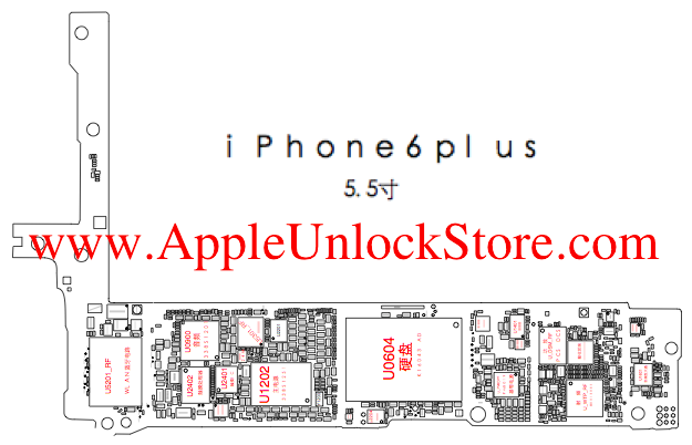 iphone 6 plus circuit board diagram appleunlockstore :: service manuals :: iphone 6+ plus circuit diagram service manual schematic ... #9