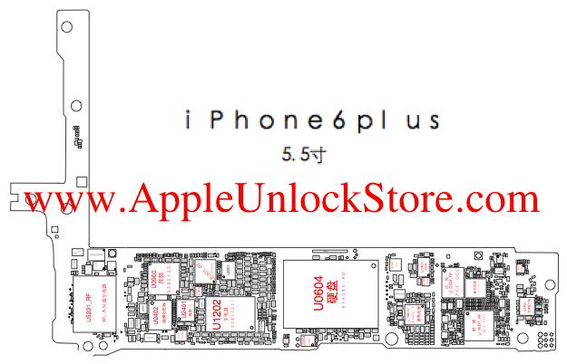 iPhone 6 Plus Circuit Diagram Service Manual Schematic in