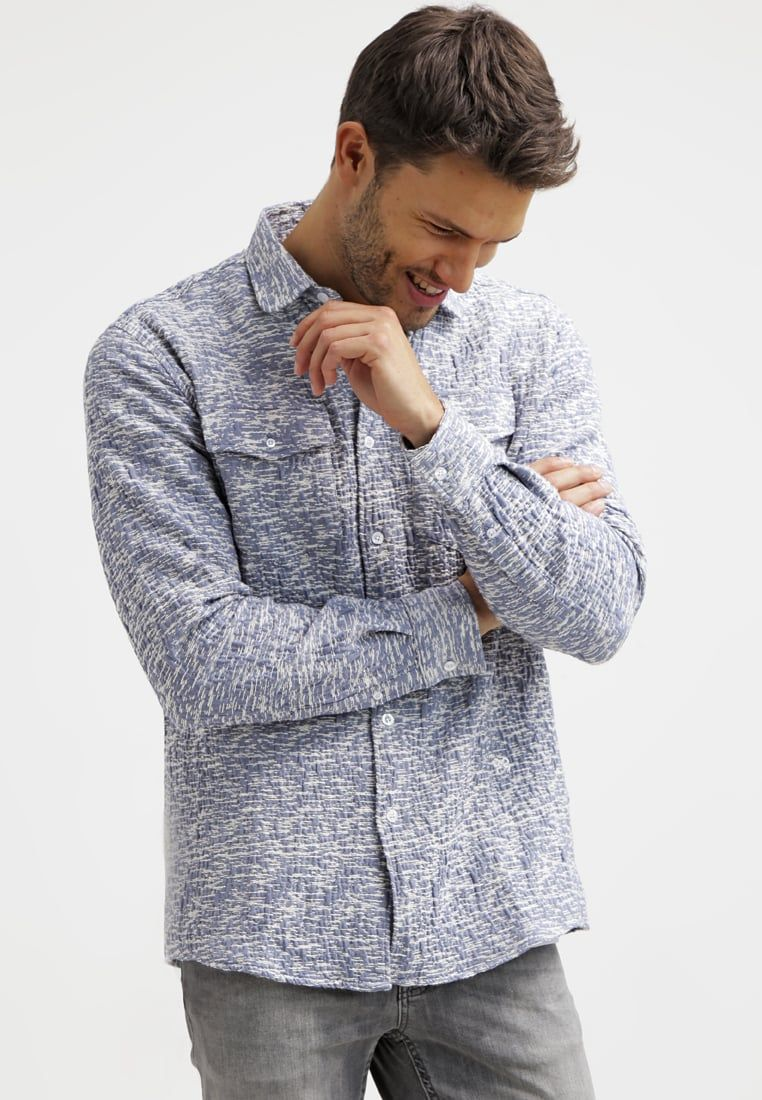 Pedir Soulland TOM - Camisa informal - white/light blue por 159,95 € (13/04/16) en Zalando.es, con gastos de envío gratuitos.