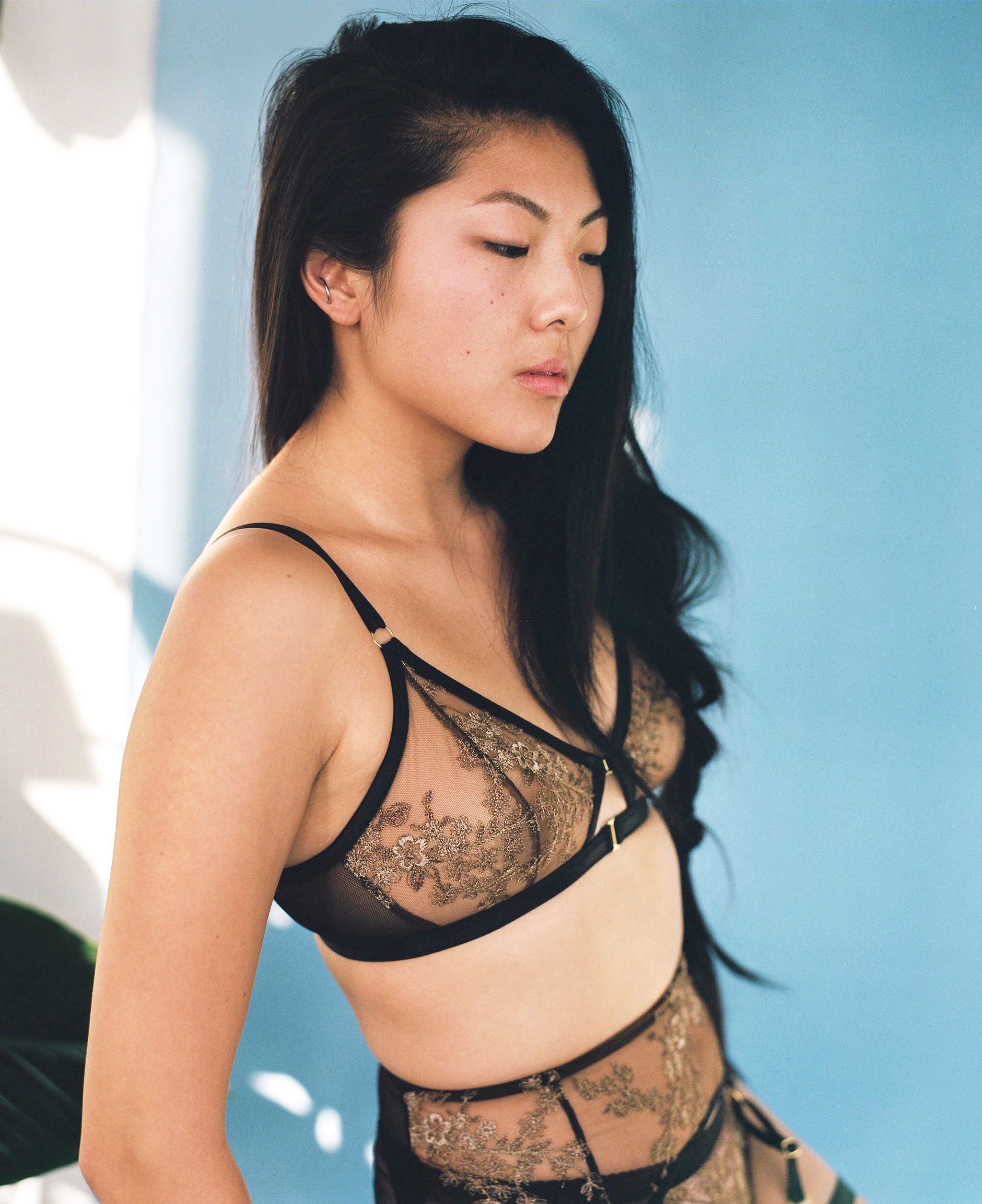 bf810dbba95ed Ellesmere Lingerie  Where Inner Meets Outer Beauty Triangle Bra