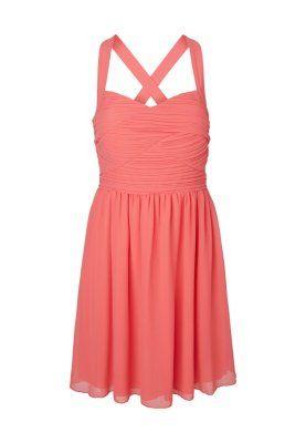 4ac9d8227 Robes Vero Moda Robe de soirée - calypso coral rouge: 49,95 € chez ...