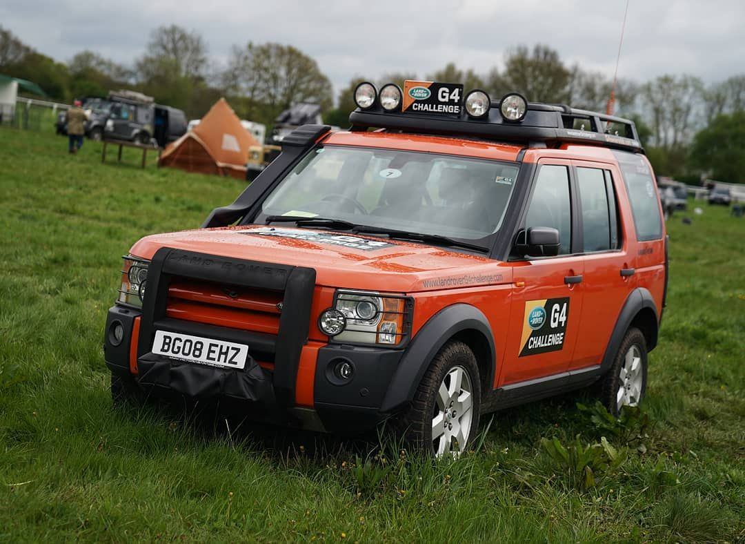 A Nice G4 Challenge Discovery 3 At The Adventureoverlandshow By Landroverphotoalbum Discovery3 Lr3 Discovery La Land Rover Discovery Land Rover Discovery