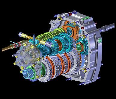Full Sequential Gearbox 6 speed   Subaru Impreza WRX STI