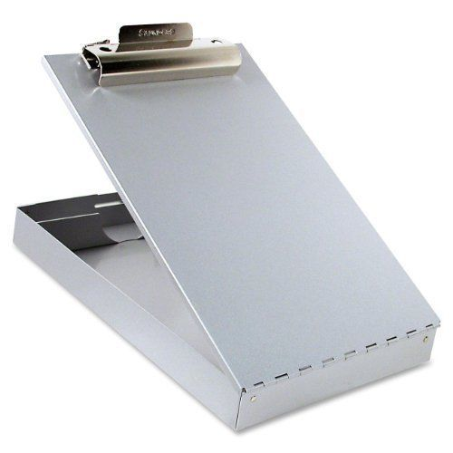 Saunders Recycled Aluminum Sheet Storage Holder Letter Size Lock Office  Supplies