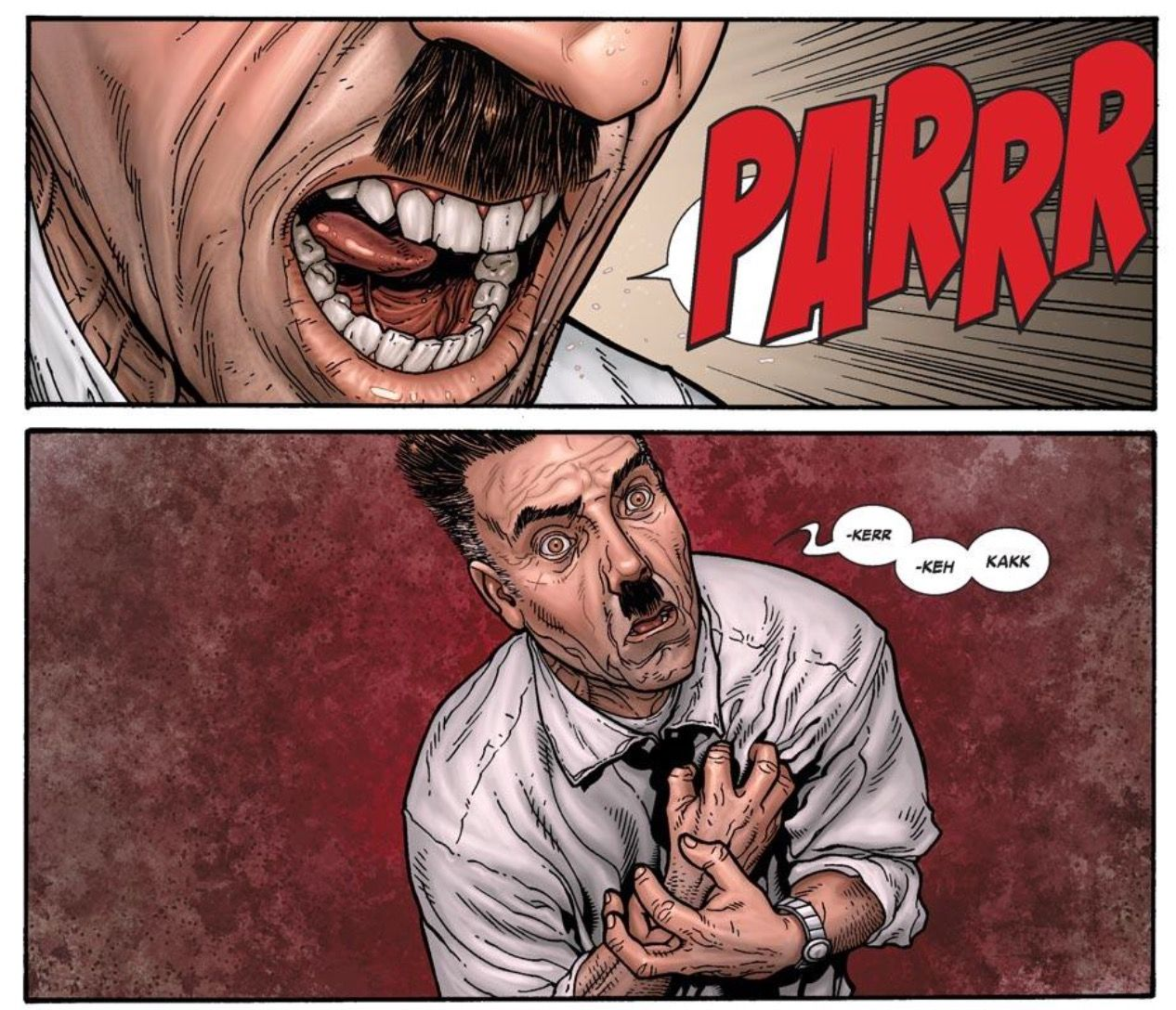 Jonah jameson quotes quotesgram - J Jonah Jameson Has A Heart Attack In The First Arc Of Brand New