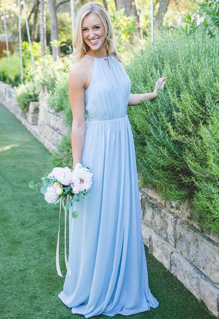 Eliza wrap dress spring wedding bridal parties and wedding dress