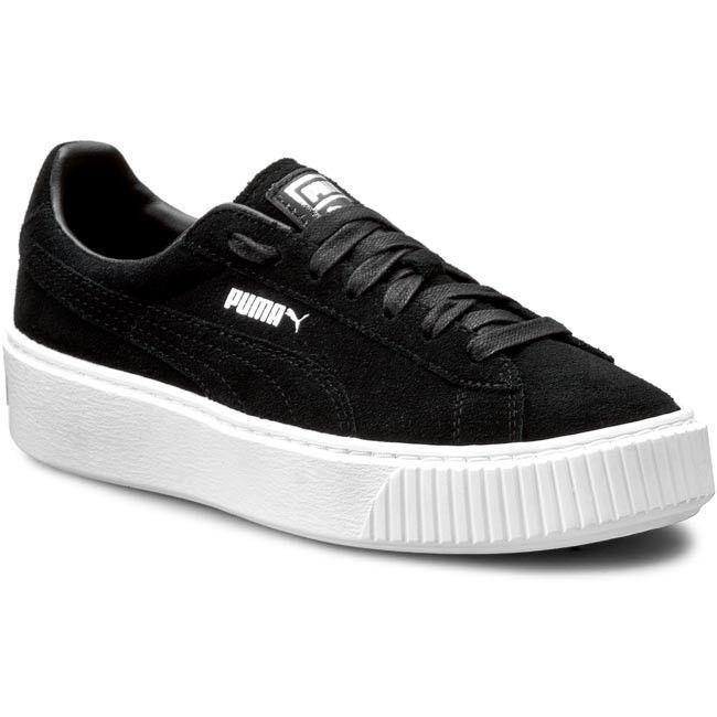 Sneakers PUMA Suede Platform 362223 01 Puma BlackBlack