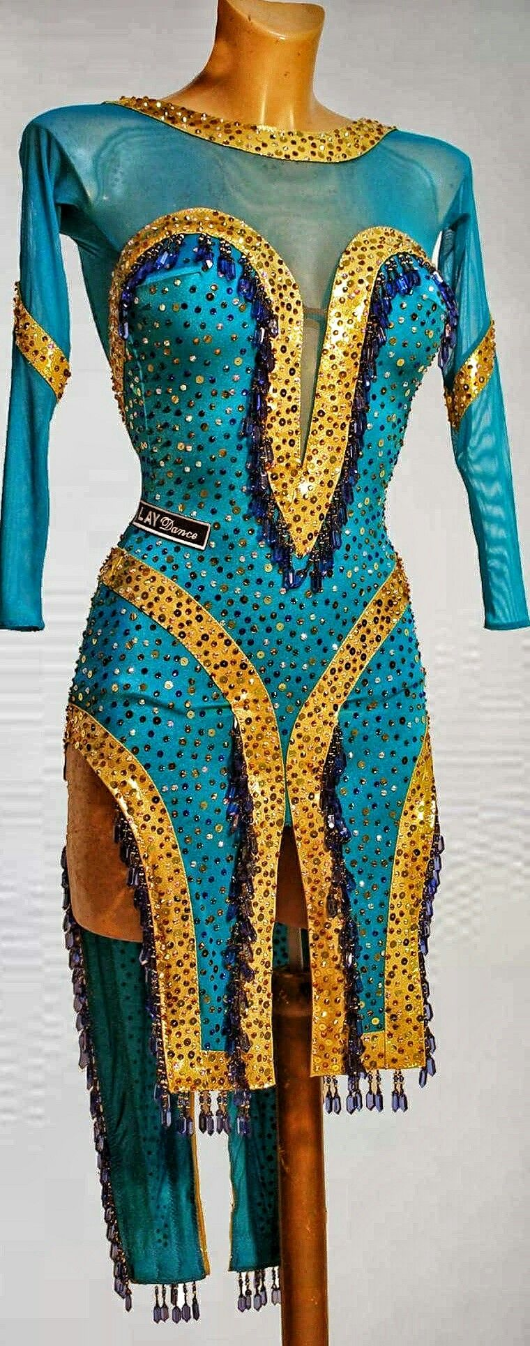 Costume.         LayDance