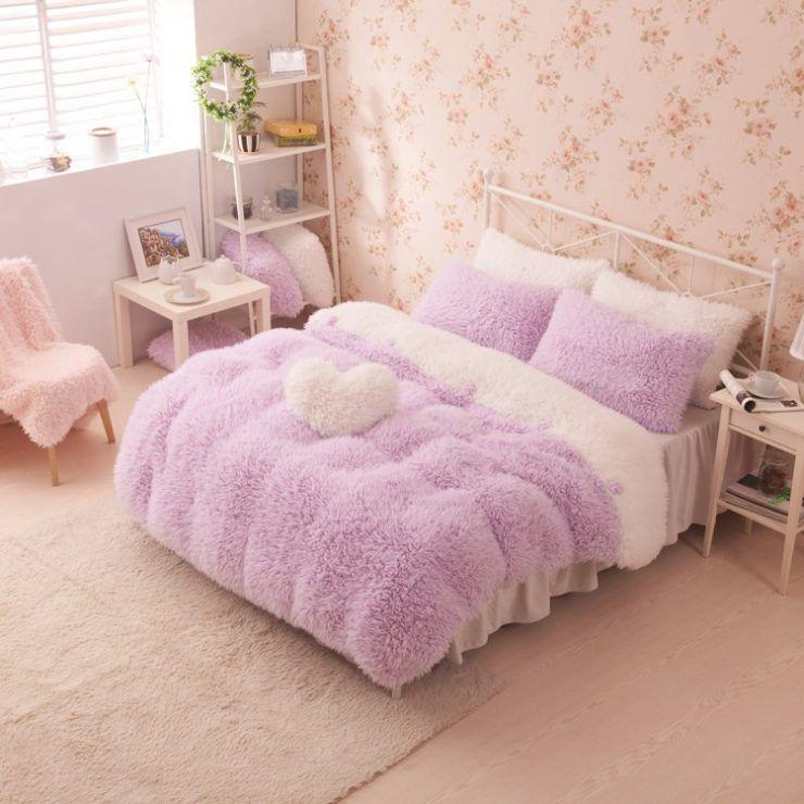 Wonderful Queen Size Bedding For Teenage Girls Dengan Gambar