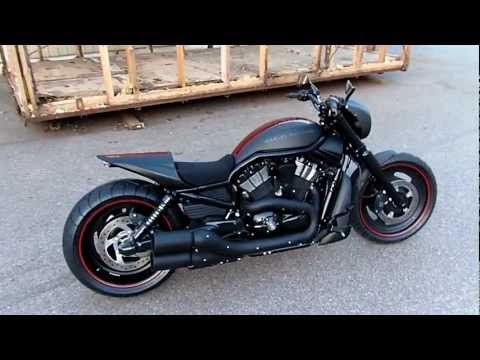Night Rod Special! Fighter rod... - YouTube