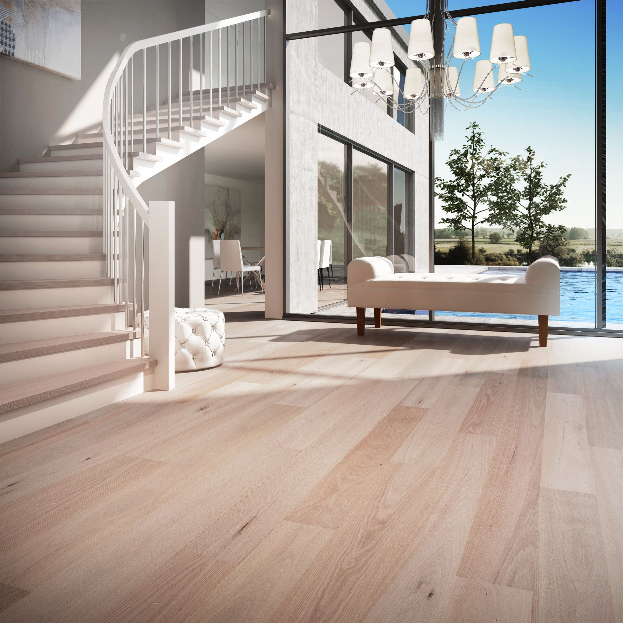 Absolut, Ambiance, Red Oak, Character - Lauzon Hardwood ...