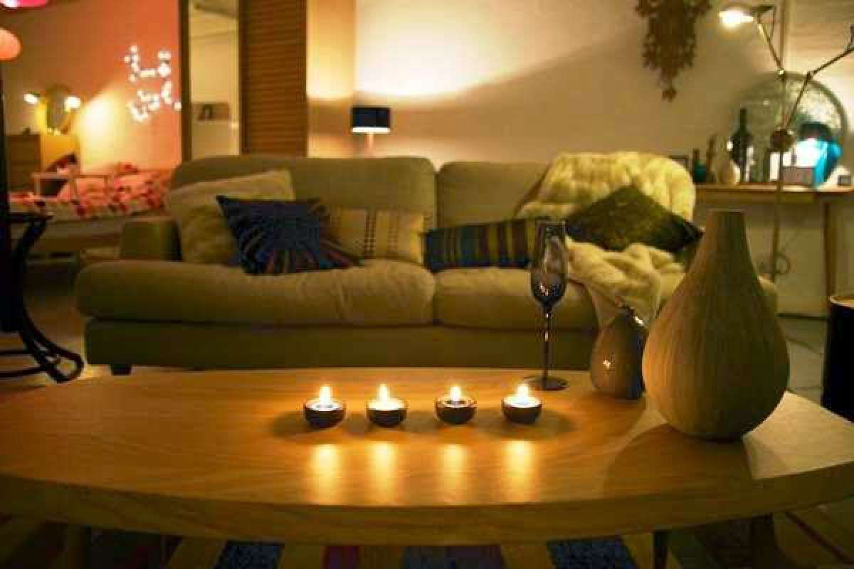 Diwali Decoration Singapore Homes | Winter living room ...