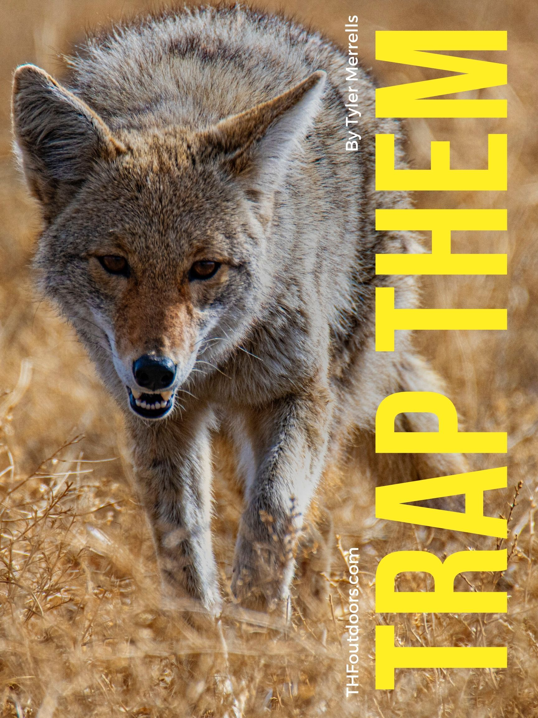 RTS Skinning Gambrel  Traps  Trapping Raccoon Coyote  Fox